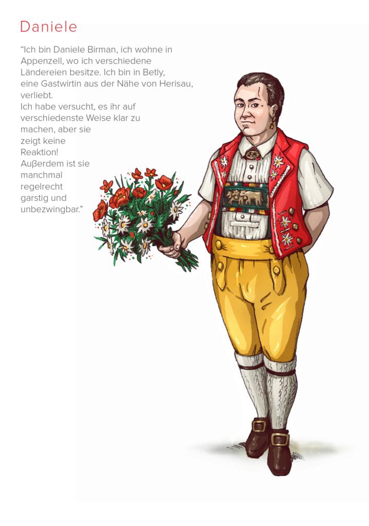 Betly Opera by Gaetano Donizetti
